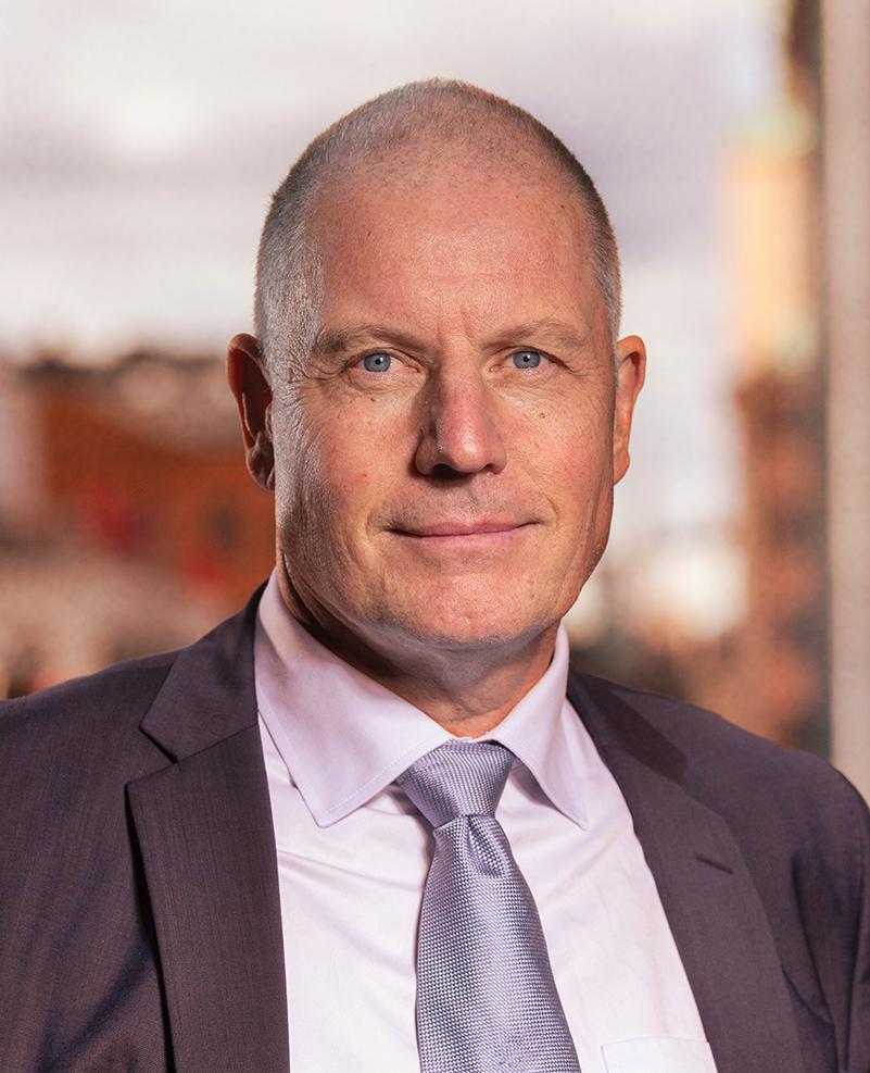 Portfolio Manager Lars Krabbe