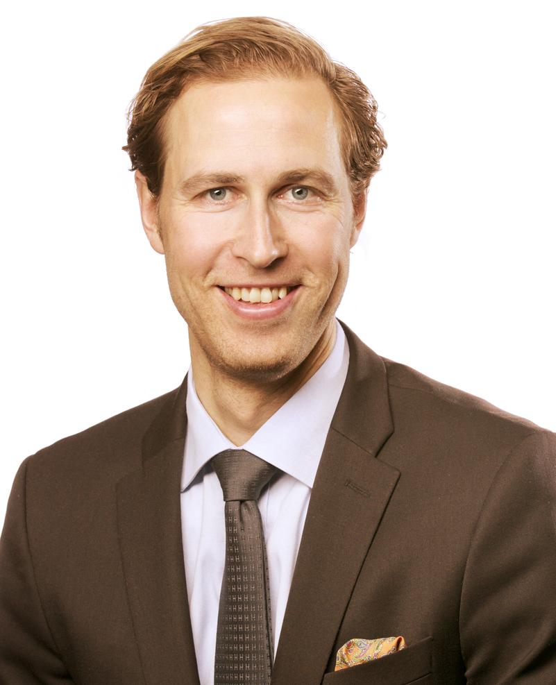 Portfolio Manager Henrik Arfvidsson